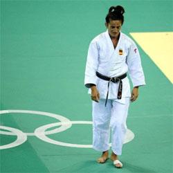 Isabel Fernández se queda sin el bronce tras caer en la repesca