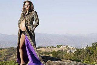 Lisa Marie Presley no estaba gorda sino embarazada