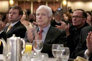 McCain dice que Obama olvidó a América Latina