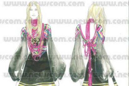 Madonna elige Givenchy Haute Couture by Riccardo Tisci para su Gira Mundial 2008