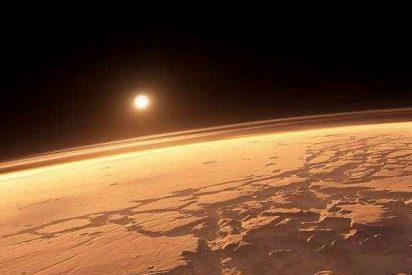La NASA recoge muestras de agua en Marte