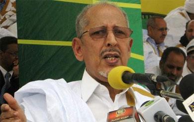 Golpe de estado en Mauritania