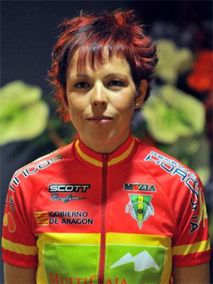 Maribel Moreno, positivo por EPO