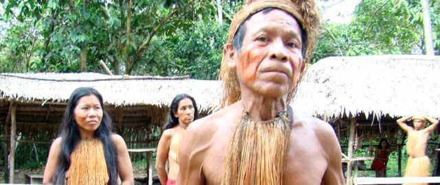 Indígenas peruanos