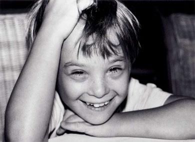 """""""Tu sonrisa ha sido un regalo impagable del que sólo hemos podido disfrutar nueve cortísimos años"""""""