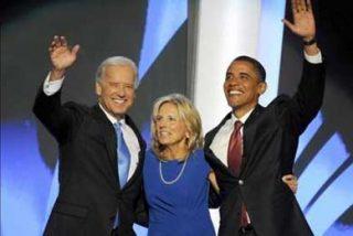 """Obama """"coronado"""" como candidato presidencial con la bendición de los Clinton"""