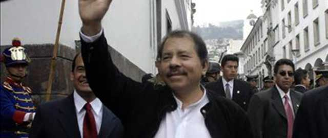 Protestas en Honduras por visita de Daniel Ortega a quien repudian por abusar sexualmente de su hijastra