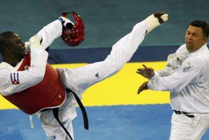 Un taekwondista cubano, suspendido de por vida por dar una patada al árbitro