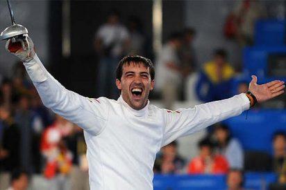 Pirri da la segunda medalla a España... en esgrima