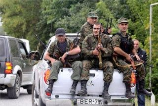 Rusia sólo firmará la paz si Georgia abandona Osetia