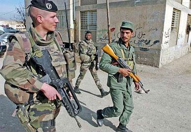 La guerra de Afganistán se complica