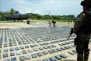 La policía se incauta de 2.260 kilos de cocaína en el Caribe colombiano