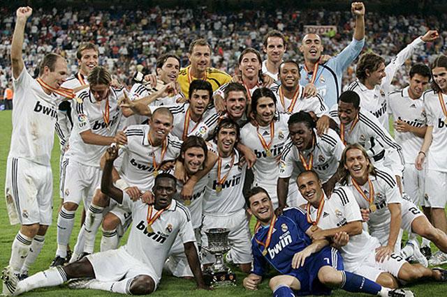 El Madrid apela a la épica para remontar la Supercopa ante el Valencia