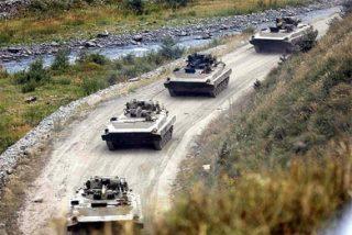 Rusia juega al despiste y vuelve a tomar Gori