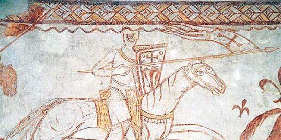 Los templarios españoles templarios demandan al Papa por la suspensión de la orden en 1307