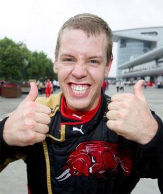 Vettel, mejor tiempo en los primeros libres; Alonso, noveno