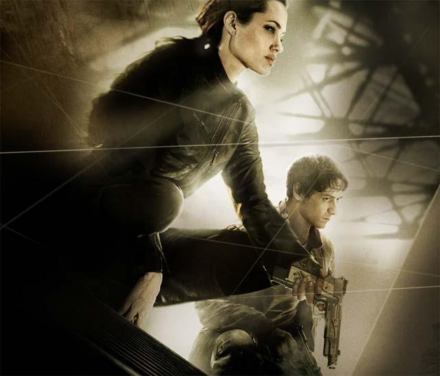 """James McAvoy; """"fue vergonzoso besar a Angelina Jolie"""""""