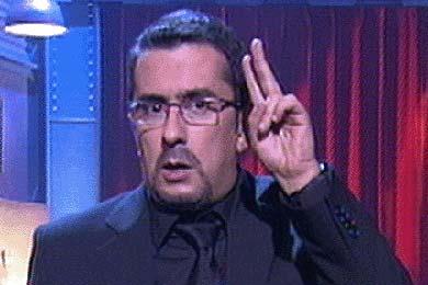 """Buenafuente: """"La televisión me produce, a veces, vergüenza ajena"""""""