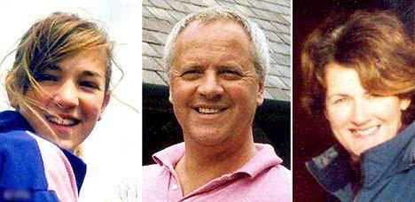 El millonario Foster mató a su familia y quemó su mansión antes de suicidarse