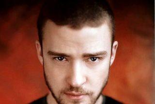Justin Timberlake a punto de ser golpeado por un fan