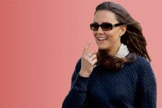 De fiesta y sin trabajo, Kate Middleton enfada a los británicos