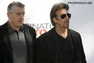 Al Pacino: 'Trabajar con De Niro me da menos miedo que con Marlon Brando'