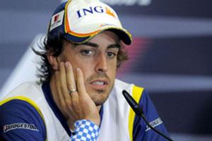 """Alonso: """"El año que viene me gustaría estar en Renault"""""""