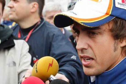 Alonso también está confiado en Spa