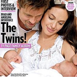 Angelina Jolie tiene miedo a que rapten a sus hijos