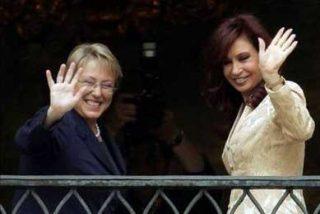 Bachelet y Fernández visitarán las islas que casi fueron motivo de una guerra