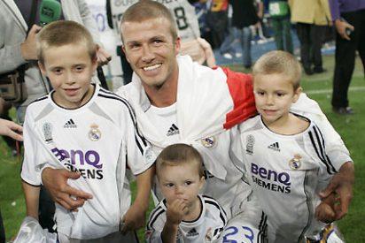 Victoria Beckham quiere lanzar a la fama a sus hijos