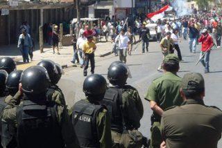 La huida hacia adelante de Evo Morales