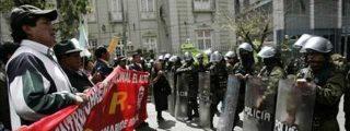 Violencia en Bolivia: 15 muertos, 106 desaparecidos...