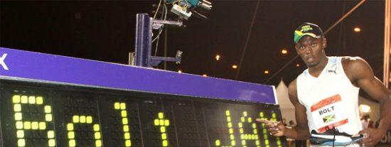 ¿Son los 9,51 segundos, el límite para el récord masculino de los 100 metros lisos?