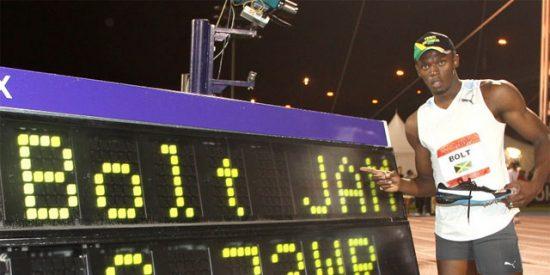 Bolt se ha hecho de oro en apenas diez días
