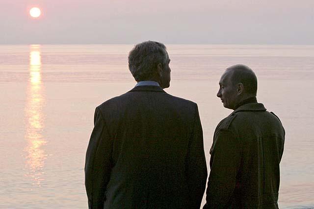 Vladimir Putin: el sueño de ser una superpotencia