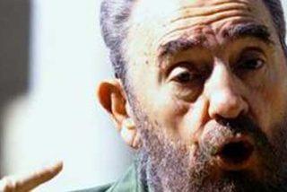 """Fidel Castro: """"Ayuda prometida por Estados Unidos es para """"espiar"""""""