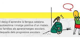 «Si un niño pide pan, agua o pis en castellano, hay que ignorarlo»