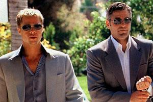 George Clooney y Brad Pitt, ¿ruptura?