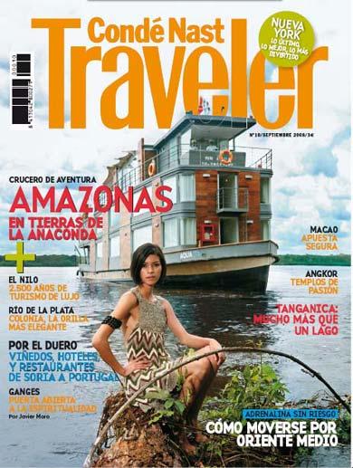 Amazonas, en tierras de la Anaconda