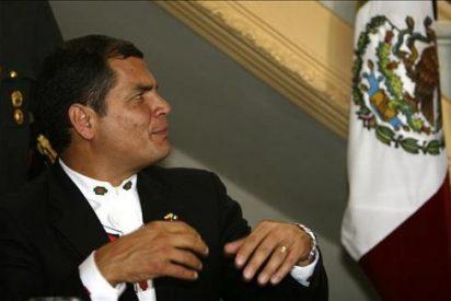 Correa teme que lo de Bolivia se pueda repetir en Guayaquil