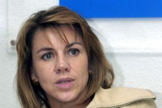De Cospedal acusa a Zapatero de hablar de aborto o de asistencia al suicidio para tapar la crisis