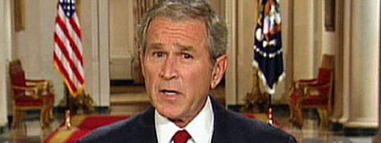 El plan de rescate de Bush para la crisis, rescatado por los demócratas