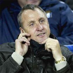 """Cruyff: """"Yo no sé nada de construir y Florentino no sabe nada de fútbol"""""""