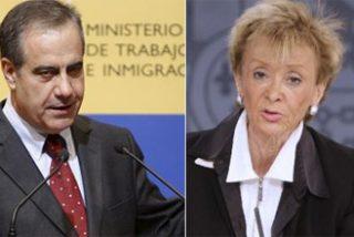 """De la Vega desautoriza a Corbacho y dice que """"habrá contratación en origen"""""""