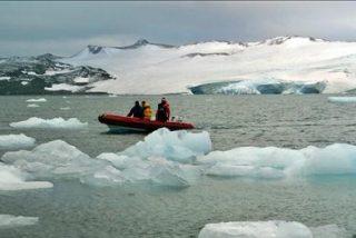 El Polo Norte se convierte en una isla por primera vez en 125.000 años