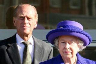 El Duque de Edimburgo no se separa de sus pantalones