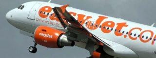 Un avión de Easyjet no puede aterrizar en Asturias porque el controlador aéreo se había dormido