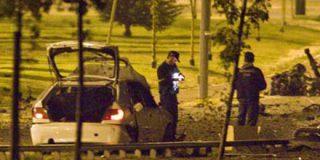 Explotan dos coches bomba de ETA en Ondárroa y Vitoria causando siete heridos
