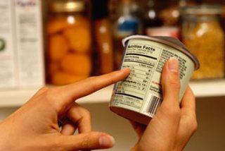 Consultamos las etiquetas de los alimentos, pero no las entendemos